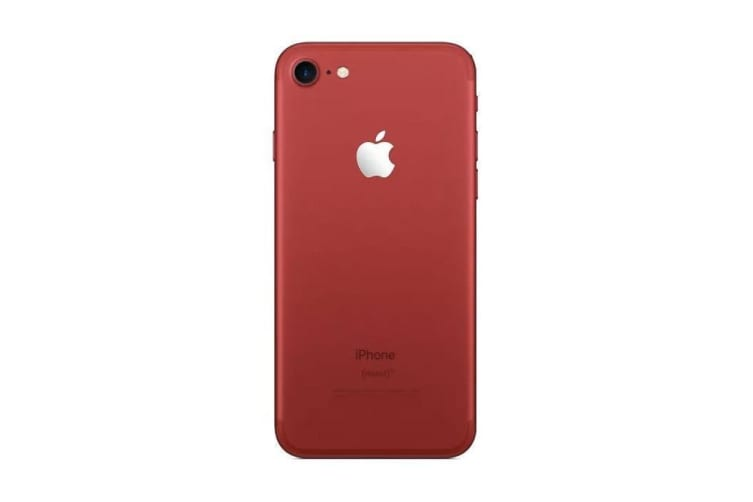 iPhone 7 - Red 128GB - Refurbished Excellent Condition