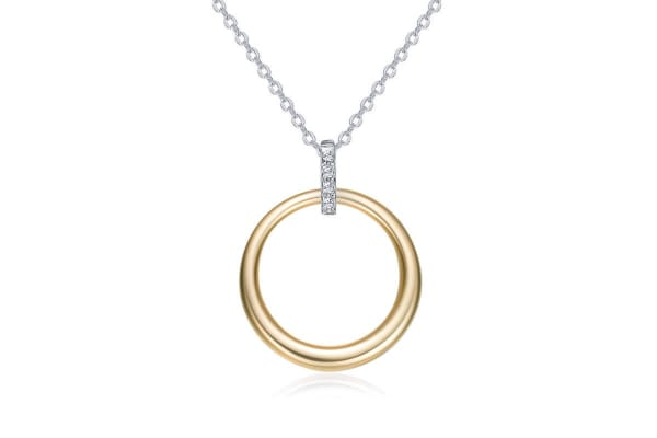 Mestige Omni Necklace in Gold