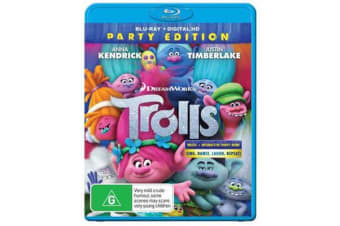 Trolls (Blu-ray/Digital Copy)