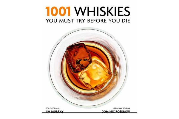 Image of 1001 Whiskies You Must Try Before You Die