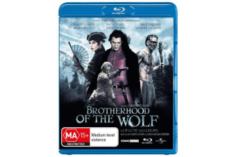Brotherhood of the Wolf Blu-ray Region B