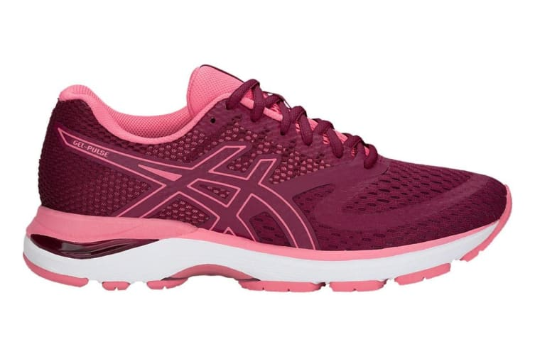 ASICS Women's Gel-Pulse 10 Running Shoe (Cordovan, Size 7.5)
