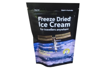 Discover Science Freeze Dried Ice Cream