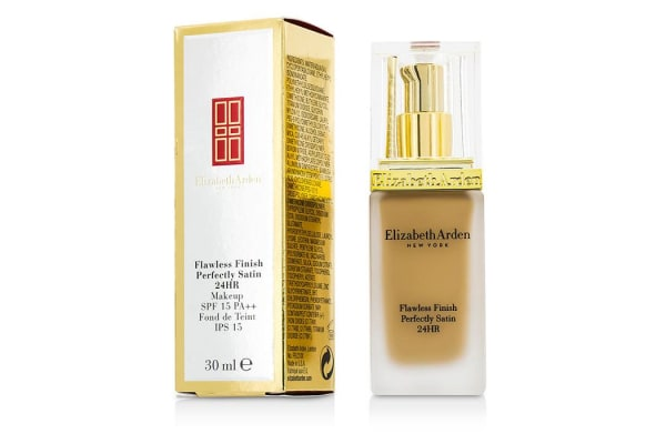 Elizabeth Arden Flawless Finish Perfectly Satin 24HR Makeup SPF15 - #11 Bisque (30ml/1oz)