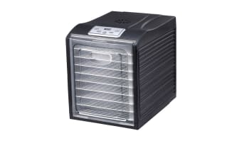 BioChef Arizona Sol 9 Tray Food Dehydrator Black