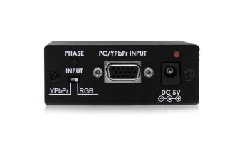 StarTech.com Component / VGA Video and Audio to HDMI Converter - PC to HDMI -