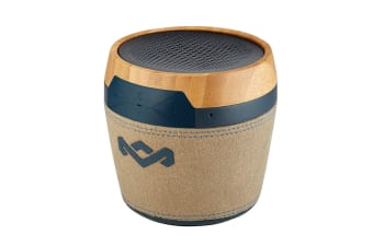 Marley Chant Bluetooth Mini Portable Audio System - Navy (EMJA007NV)