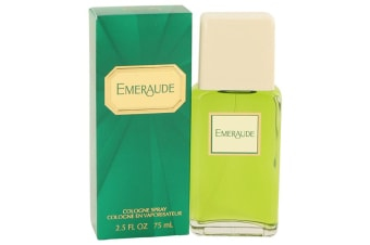 Coty Emeraude Cologne Spray 75ml/2.5oz