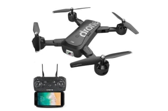 F88 Dual Camera 1080P Image Drone Follow Optical Flow Positioning APP Gesture Control Foldable Quadcopter