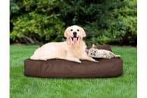 4 Paws - Pets Bean Bag Cover - Chocolate