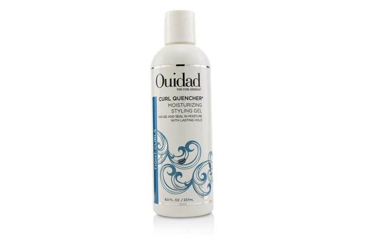 Ouidad Curl Quencher Moisturizing Styling Gel (Tight Curls) 237ml/8oz