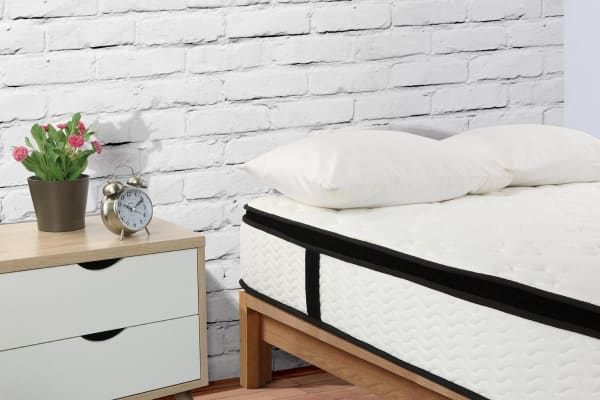 Ergolux Ultra Comfort Euro Top Latex Mattress (Double)