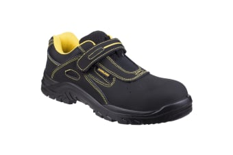 Amblers Safety FS77 Safety Trainer / Mens Trainers (Black) (12 UK)