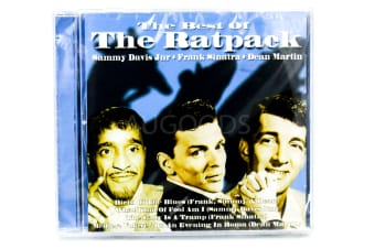 The Best of Ratpack BRAND NEW SEALED MUSIC ALBUM CD - AU STOCK
