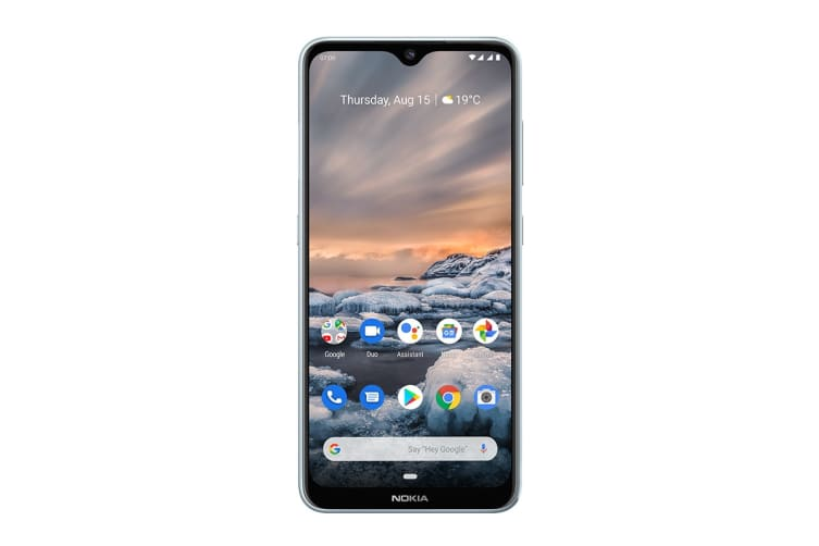 Nokia 7.2 with Android One (128GB, Ice)