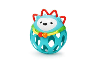 Skip Hop Explore & More Collection Roll-around Rattles - Hedgehog