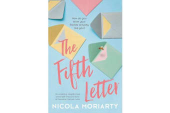 The Fifth Letter - old friends, hidden betrayals and one dangerous secret