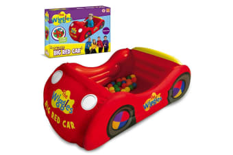 The Wiggles Red Car Ball Pit