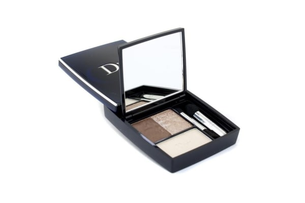 Christian Dior 3 Couleurs Smoky Ready To Wear Eyes Palette - # 571 Smoky Nude (5.5g/0.19oz)