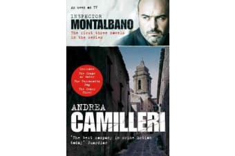 Inspector Montalbano - The first three novels in the series