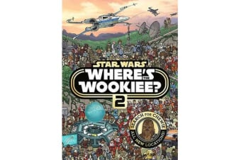 Where's the Wookiee? #2