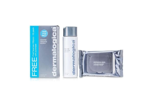 Dermalogica Essential Cleansing Solution (Free Gift: PreCleanse Wipes 10 Pack) (250ml/8.3oz)