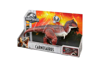 Jurassic World Action Attack Carnotaurus