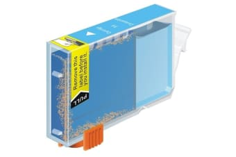 BCI-6 BCI-3 Cyan Compatible Inkjet Cartridge