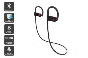 Kogan SP-2 Waterproof Sports Earphones