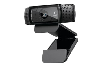 LOGITECH C920 HD Pro Webcam FHD 1080p/H.264/Autofocus/15MP LS-> VILT-C922