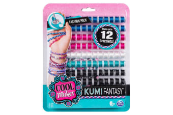 Kumi Kreator Bracelet Maker Fashion Pack Refills - Fantasy