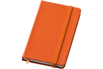 Bullet Rainbow Notebook S (Pack of 2) (Orange) (12.7 x 7.6 x 1.4 cm)