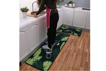 Non-Slip Kitchen Floor Mat Doormat Runner Rug - 9 , 40*60Cm