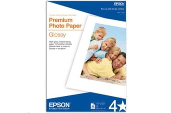 Epson A3 Premium Photo Glossy Paper 20 Sheet Pack