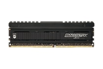 Crucial 8GB DDR4 2666 MT/s (PC4-21300) CL16 DR x8 Unbuffered DIMM 288pin