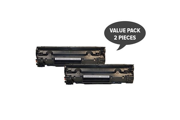 CE285A #85A Cart325Premium Generic Toner (Two Pack)