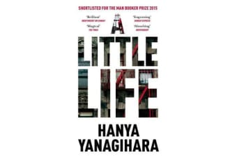 A Little Life - Shortlisted for the Man Booker Prize 2015