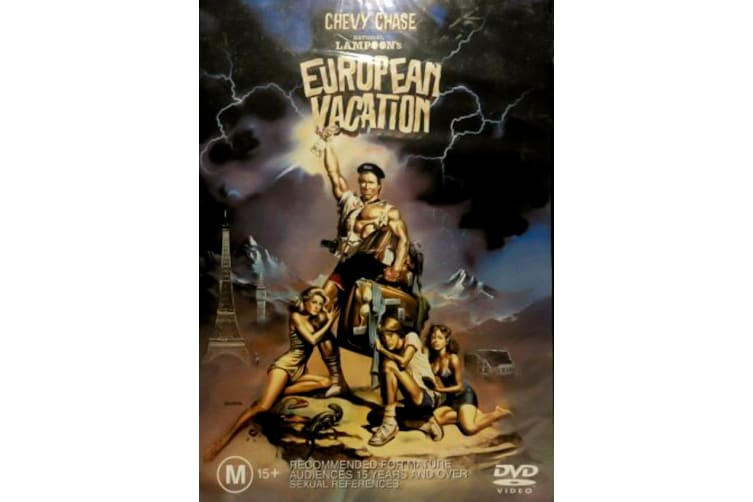 National Lampoon's European Vacation -Comedy Region 4 DVD PREOWNED: DISC LIKE NEW