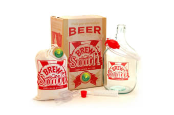 BrewSmith Craft Beer Brewing Kit - Aussie Wattle Pale Ale
