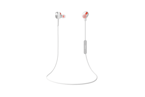 Jabra Rox Wireless Bluetooth Earbuds (White)