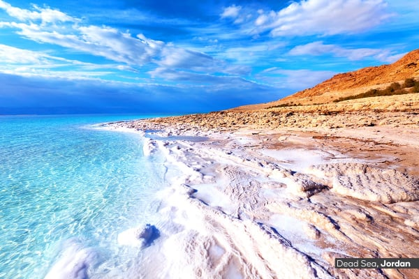MIDDLE EAST: 27 Day Turkey, Jordan & Egypt Tour Including Flights For One