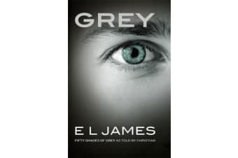 Grey - 'Fifty Shades of Grey' as told by Christian