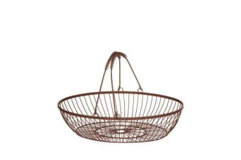 Stephanie Alexander Large Oval Basket