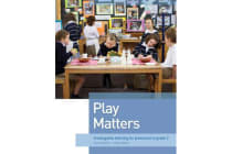 Play Matters - Investigative Learning for preschool to grade 2