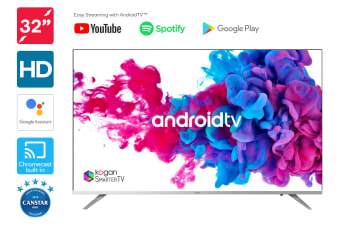 "Kogan 32"" LED SmarterTV™ (Android TV™, Smart TV)"