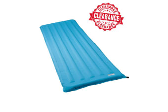 Thermarest Basecamp Af Mattresses Camp Comfort Mediterranean Blue Size Xl
