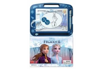 Disney Frozen II learn to draw