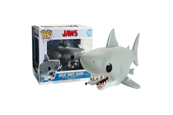"""Jaws with diving tank 6"""" Pop! Vinyl"""