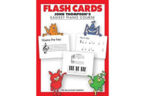 John Thompson's Easiest Piano Course - Flash Cards