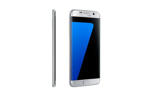 Samsung Galaxy S7 Edge (32GB, Silver, Australian Model)